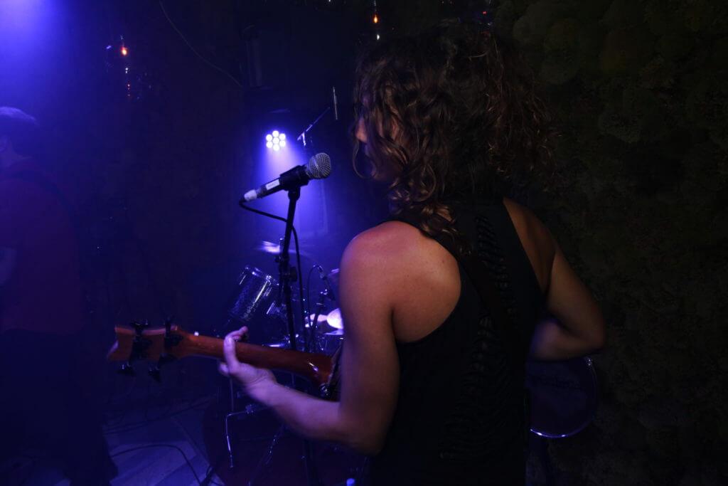 Bandmitglied Tina von Zargenbruch