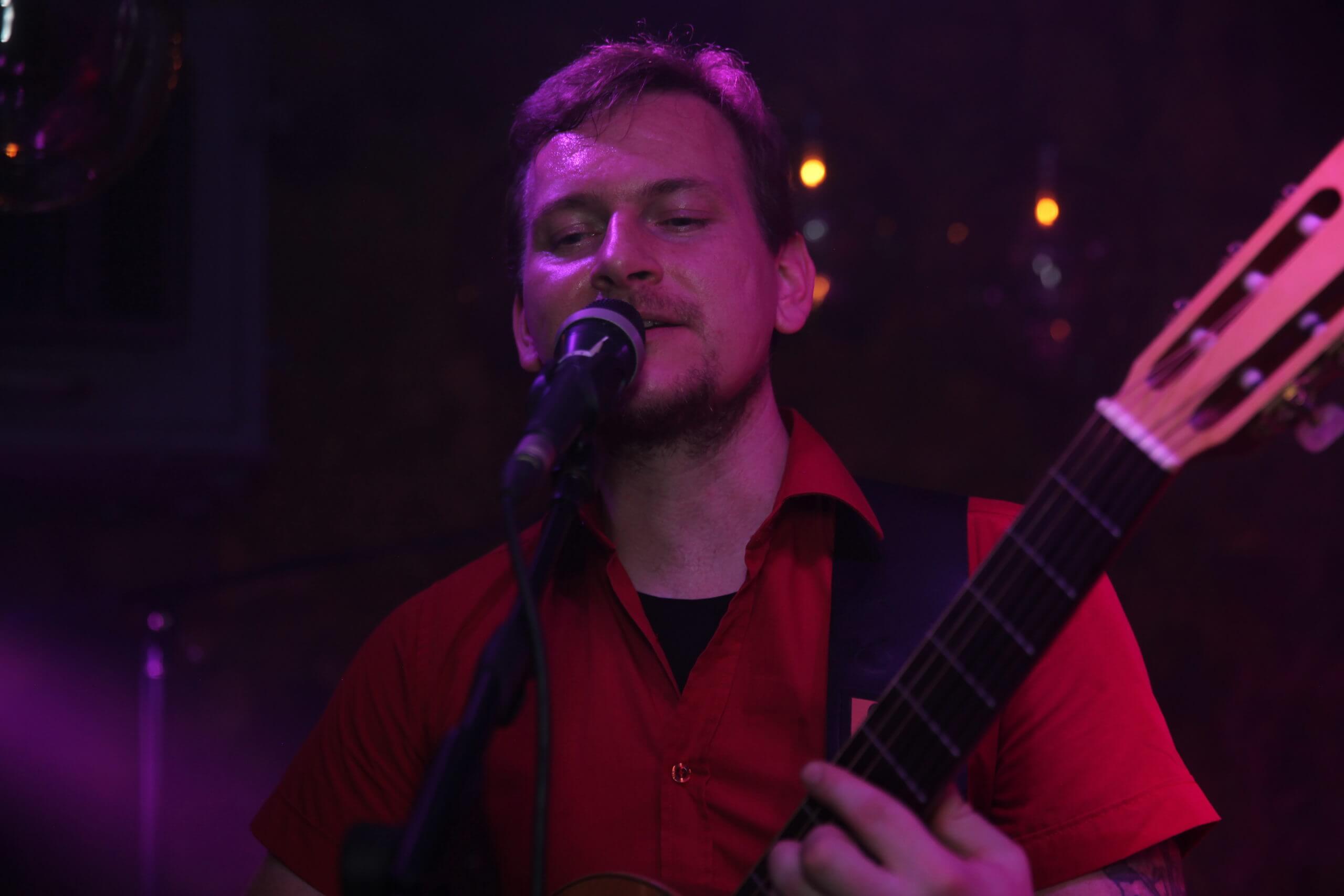 Bandmitglied Martin von Zargenbruch