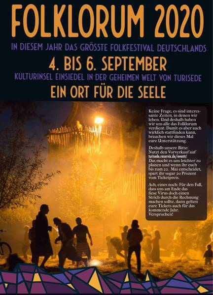 Folklorum Festival Plakat