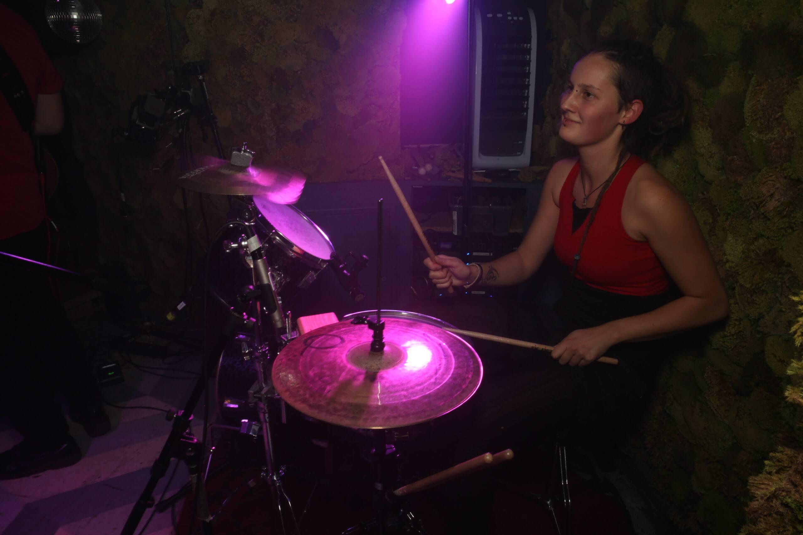 Bandmitglied Anna von Zargenbruch