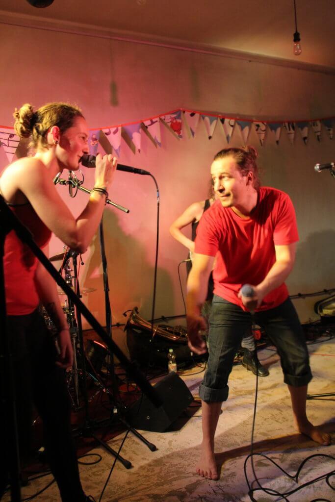 Anna und Flo, Klangstraßenfestival 09.10.2020