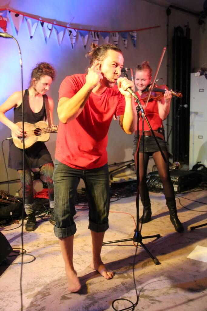 Flo, Klangstraßenfestival 09.10.2020